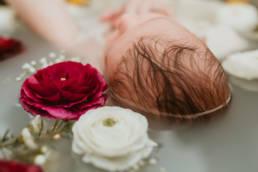 Séance photo naissance bébé Montpellier