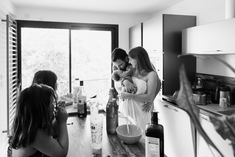 Photographe famille et naissance à Montpellier